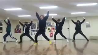 [무한도전_토토가3] 기습공개한 H.O.T. 5인 댄스 2탄 (전사의후예)