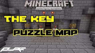"""getlinkyoutube.com-""""The Key"""" Minecraft: Xbox 360 Puzzle Map! W/ Download"""