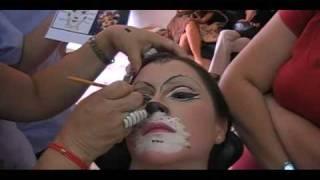 getlinkyoutube.com-Maquillaje GATOS El musical - María Sanford