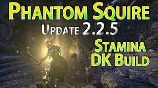 "getlinkyoutube.com-""Phantom Squire"" Dragonknight PvP/PvE Stamina Build - Orsinium - DPS/Off-Tank - Elder Scrolls Online"