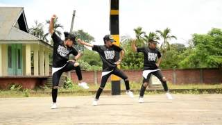 URBAN Hip Hop dance style by ... sAiko fighter crew (Girls)