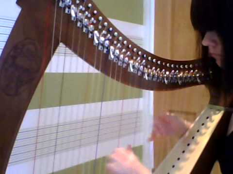 Pachelbel's Canon on harp