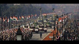 getlinkyoutube.com-Indian Army Hell March 2017 ((Latest)) Republic Day Parade India