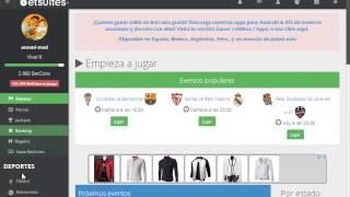 getlinkyoutube.com-طريقة سحب المال من موقع ( BETSUITES ) لتوقعات المباريات