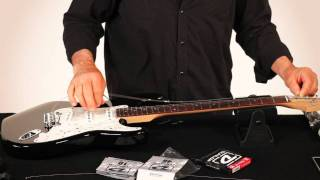 getlinkyoutube.com-RESTRING: WITH GARY BRAWER - FENDER STYLE GUITAR