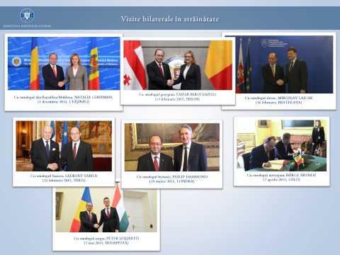 Primele 6 luni de mandat ale ministrului Bogdan Aurescu
