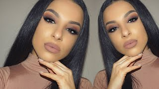 getlinkyoutube.com-Get Ready With Me: Date Night   Makeup, Hair & Outfit