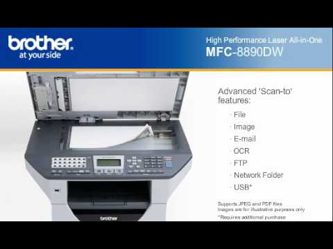brother printer mfc 8480dn manual