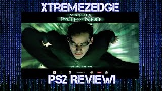The Matrix - Path of Neo (PS2) Review! HD