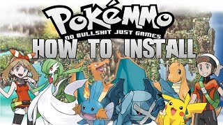 getlinkyoutube.com-How to install PokeMMO | VERY EASY AND FAST | Installation Tutorial | Download Links in Description