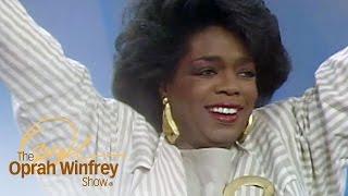 Oprah Delights at the Thought of Black Aliens   The Oprah Winfrey Show   Oprah Winfrey Network