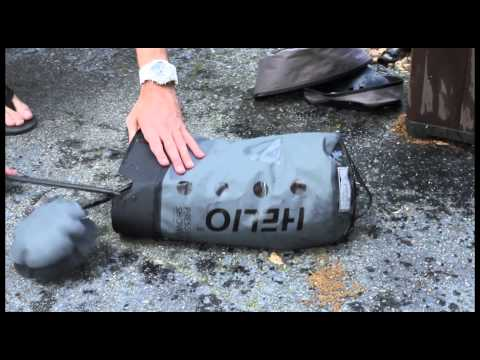 NEMO Helio Pressure Camp Shower : TD Product Demo