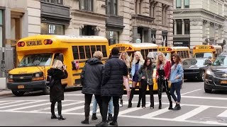 SQUAD GOALS IN NEW YORK CITY | BLONDE TIGERS - VLOG #147