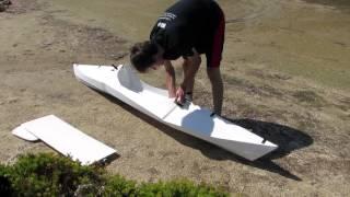 getlinkyoutube.com-DIY Folding Kayak FAIL