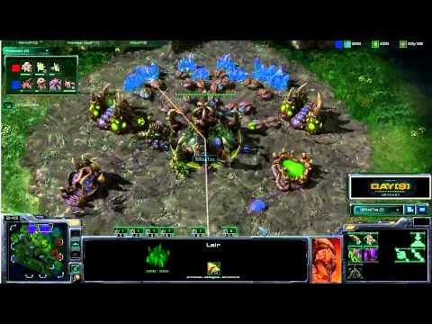 Starcraft2 Day[9] Daily #239 - HuK vs NesTea ZvP