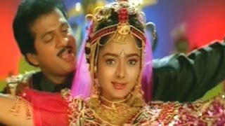 getlinkyoutube.com-Vache Vache Vaisakamlo Full Video Song    Madam Movie    Rajendra Prasad, Soundarya