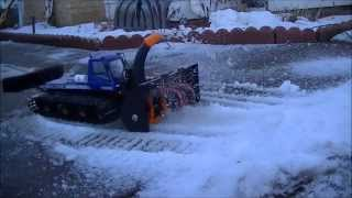 getlinkyoutube.com-3D Printed RC Snow Blower