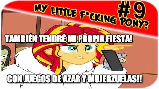 "getlinkyoutube.com-(+13) Soac juega My Little f*cking Pony P.#9 ""La fiesta  de Sunset F*cking Shimmer"""