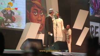 PRESIDENT BUHARI ADDRESSES AUDIENCE AT YAW AND SOUNDSULTAN'S #APERE (Nigerian Music & Entertainment)