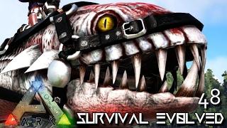 getlinkyoutube.com-ARK: SURVIVAL EVOLVED - NEW ALPHA PLESIOSAUR TAMING !!! E48 (MODDED ARK ANNUNAKI EXTINCTION CORE)