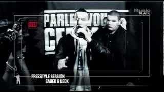 Sadek - Freestyle Parlez-vous Cefran (ft. Leck)