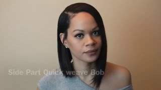 getlinkyoutube.com-Quick Weave Bob (Pronto)