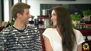 getlinkyoutube.com-Lisa und Thomas Müller im Liebes-Interview