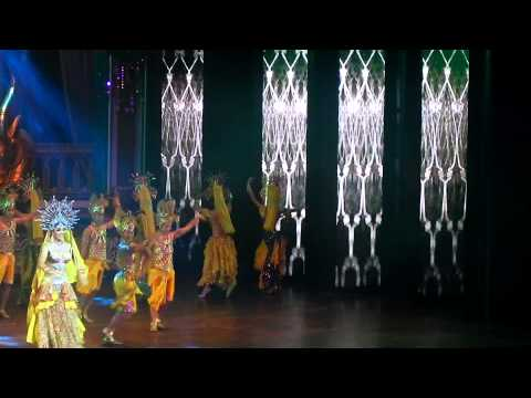 Alcazar Show Pattaya in HD, Thailand