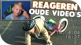 getlinkyoutube.com-REAGEREN OP HELE OUDE HOME VIDEO'S!