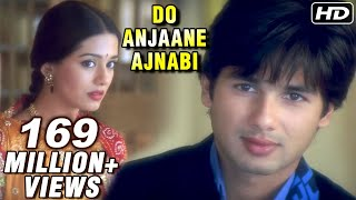 getlinkyoutube.com-Do Anjaane Ajnabi - Vivah - Shahid Kapoor, Amrita Rao - Old Hindi Romantic Songs