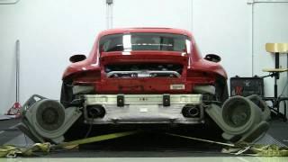 Champion Motorsport Billet Turbocharger Equipped 997 GT2 - Dyno Run
