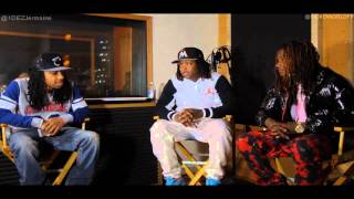 Sicko Mobb interview with #USD2RMAG #PotentVision