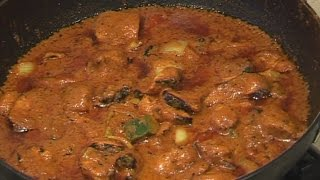 "getlinkyoutube.com-"" CHICKEN TIKKA MASALA "" Bajias Cooking"