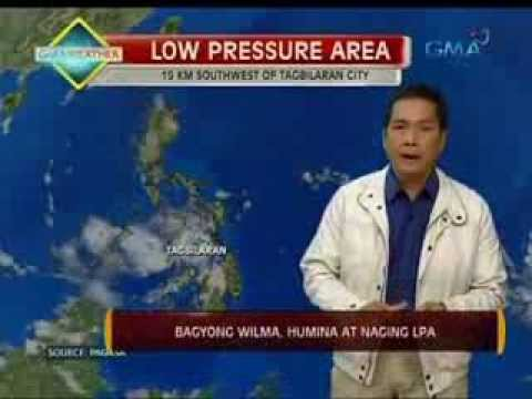 update as of 7:10 a.m. (Nov. 5, 2013) | Unang Balita | GMA News Online
