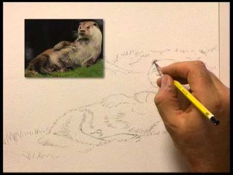 The Complete Drawing Course for Beginners with Ronald Swanwick, Part 4 (Tone & Texture)