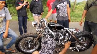 Feel the engine Naga 5 (5 Cylinder) by Semangat Putra Motor