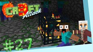 getlinkyoutube.com-Clym seine fette Monsterfarm - CraftAttack 3 #27 mit Clym | Earliby