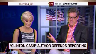 getlinkyoutube.com-• Morning Joe Erupts at Mika's Double Standard for the Clinton's • 4/28/15 •