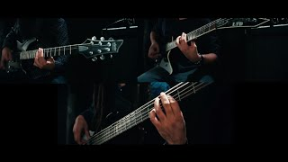 getlinkyoutube.com-The Minerva Conduct - Appetence (Guitars & Bass Playthrough)