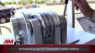 getlinkyoutube.com-Así funciona una CVT de Nissan (Transmisión variable continua)