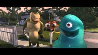 """getlinkyoutube.com-DreamWorks Animation's """"Monsters vs Aliens"""""""