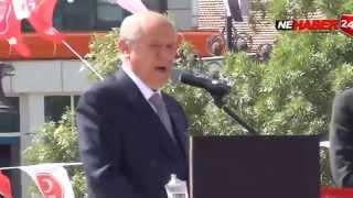 Erzincan Türkmen Beyi Dr. Devlet Bahçeli'yi Ağırladı
