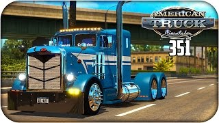 getlinkyoutube.com-Peterbilt Custom 351 | American Truck Simulator | 1.4 - 1.5
