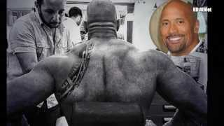 "getlinkyoutube.com-Herkules Workout 2013 -  Dwayne ""The Rock"" Johnson    ▪█─ HD Athlet ─█▪  Focus Motivation"