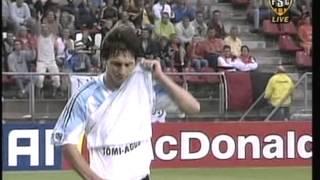getlinkyoutube.com-2005 (July 2) Argentina 2 -Nigeria 1 (Under 20 World Cup)