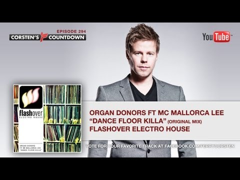 Corsten's Countdown #294 - Official Podcast