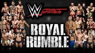 getlinkyoutube.com-WWE 2K15 - 30 Man Royal Rumble for /r/WWEGames | Special Match [PS4]