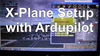getlinkyoutube.com-How to Setup X-Plane 10 Flight Simulator to Ardupilot Mission Planner with HIL Firmware