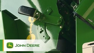 John Deere S Series Combines - Crop Conversion