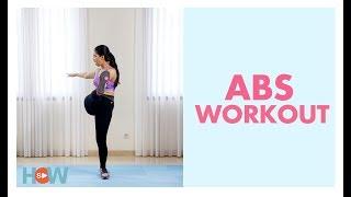 Latihan Mengecilkan Perut (Abs Workout) | Video Olahraga Fitness Pemula
